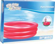Splash & Fun Pool uni #125 cm x 30 cm