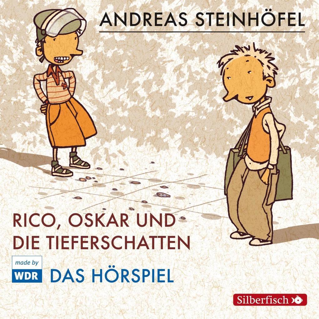 Rico, Oskar 01 und die Tieferschatten. Das Hörspiel als Hörbuch CD