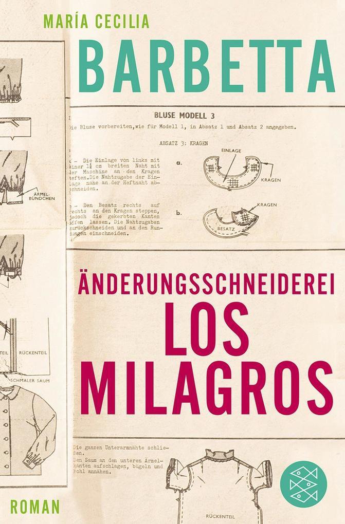 Änderungsschneiderei Los Milagros als Taschenbuch