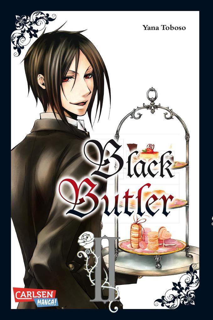 Black Butler 02 als Buch (kartoniert)