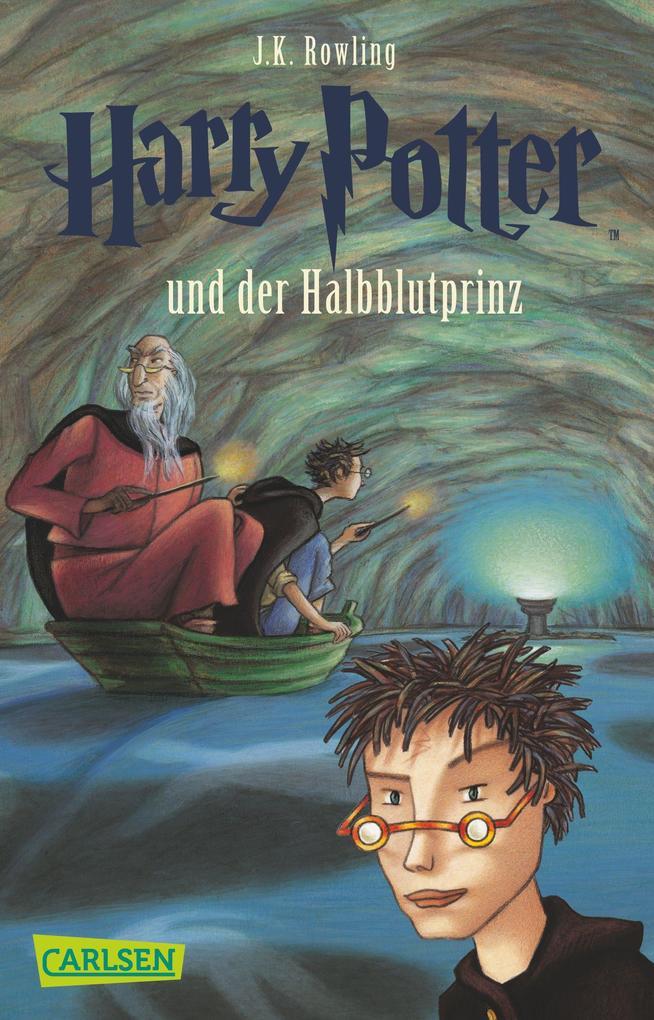 Harry Potter 6 und der Halbblutprinz als Taschenbuch