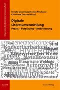 Digitale Literaturvermittlung