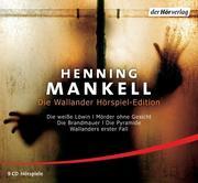 Die Wallander Hörspiel-Edition