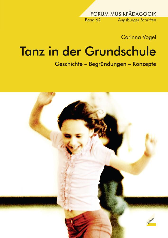 Tanz in der Grundschule als Buch (kartoniert)