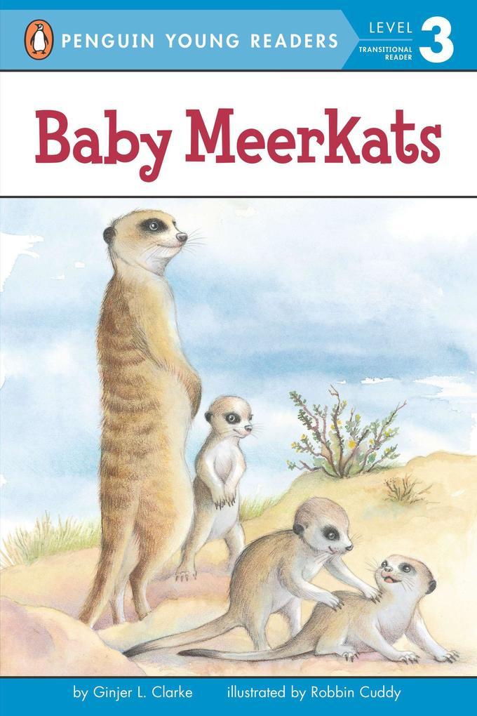 Baby Meerkats als Taschenbuch