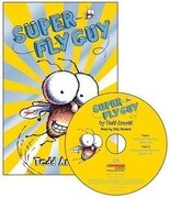 Super Fly Guy (Fly Guy #2) [With Paperback Book]