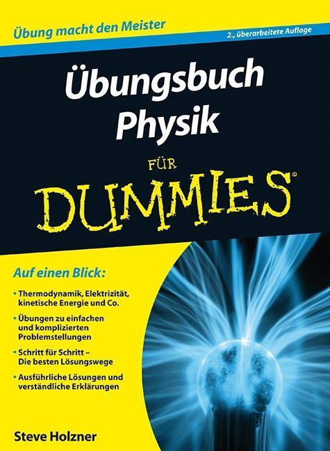 Übungsbuch Physik für Dummies als Buch (kartoniert)