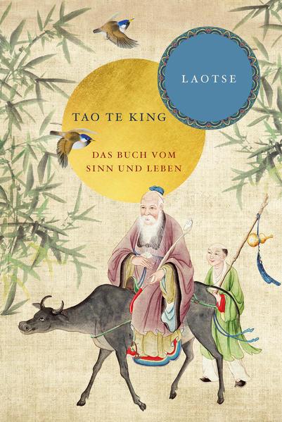 Tao te king: Das Buch vom Sinn und Leben als Buch (kartoniert)
