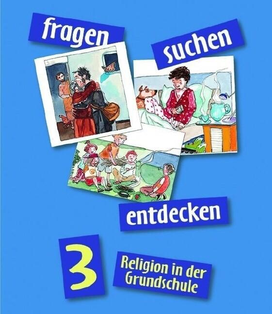 fragen - suchen - entdecken. Religion in der Grundschule als Buch (kartoniert)