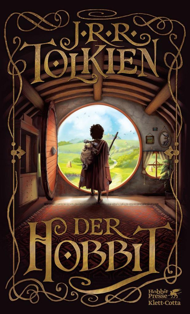Der Hobbit als Buch (gebunden)