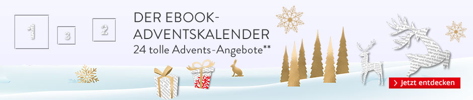 Der eBook Adventskalender: 24 tolle eBook-Angebote
