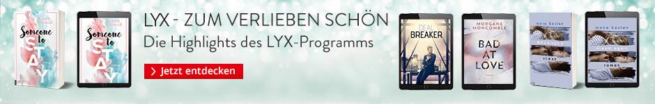 LYX - Zum Verlieben schön: Die Highlights des LYX-Programms bei Hugendubel
