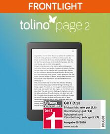 Entdecken Sie den tolino page 2