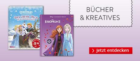 Die Eiskönigin - Bücher & Kreatives