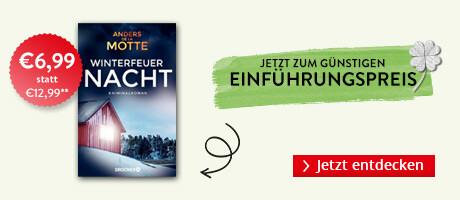 Zum Einführungspreis bei Hugendubel.de: Winterfeuernacht von Anders de la Motte