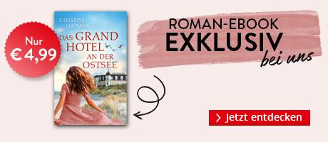 """Exklusiv bei Hugendubel.de: """"Das Grand Hotel an der Ostsee"""" von Christine Lehmann"""