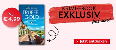 Exklusiv bei Hugendubel.de: Trüffelgold von Julie Dubois