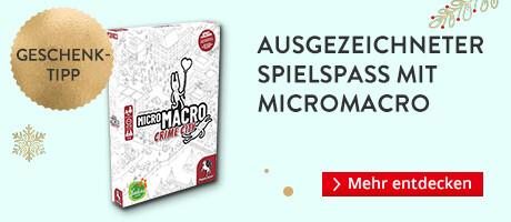 Unser Geschenktipp: MicroMacro