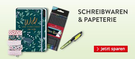 Jetzt Schreibwaren & Papeterie entdecken!