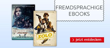 Star Wars fremdsprachige eBooks