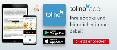 tolino app - Ihre eBooks & Hörbücher immer dabei!