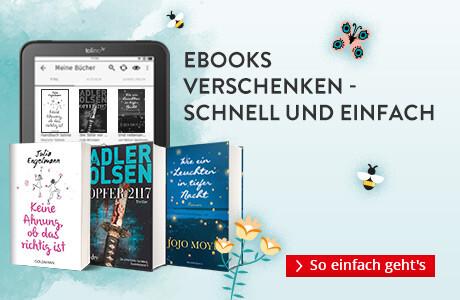 eBooks verschenken