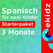 Starterpaket Spanisch
