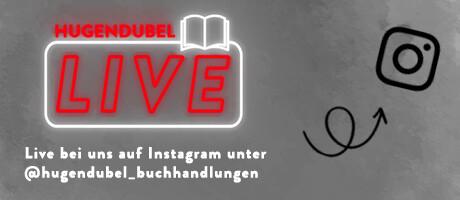 Hugendubel Veranstaltungen LIVE auf Instagram