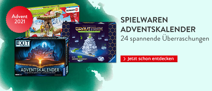 Adventskalender Spielwaren bei Hugendubel.de