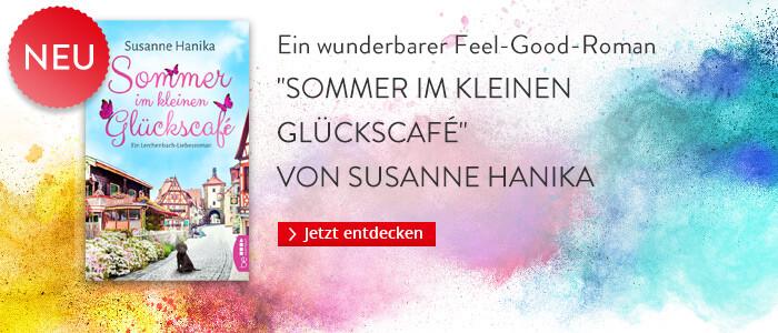 Susanne Hanika: Sommer im kleinen Glückscafe