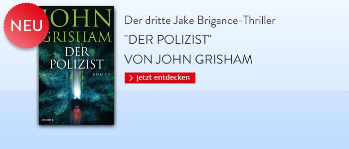Der Polizist von John Grisham bei Hugendubel