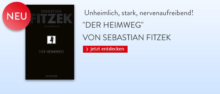 Der Heimweg von Sebastian Fitzek bei Hugendubel