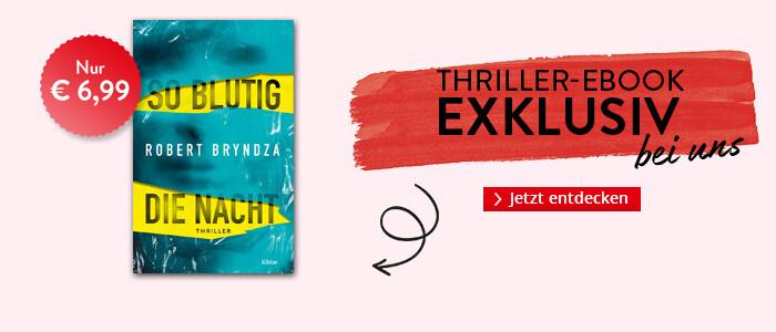 Exklusiv bei Hugendubel.de: So blutig die Nacht von Robert Bryndza