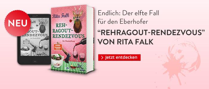 Der neue Fall für den Eberhofer: Rehragout-Rendezvous