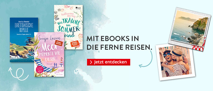 Sommer eBooks: Mit eBooks in die Ferne reisen bei Hugendubel
