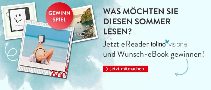 Was wollen Sie diesen Sommer lesen?