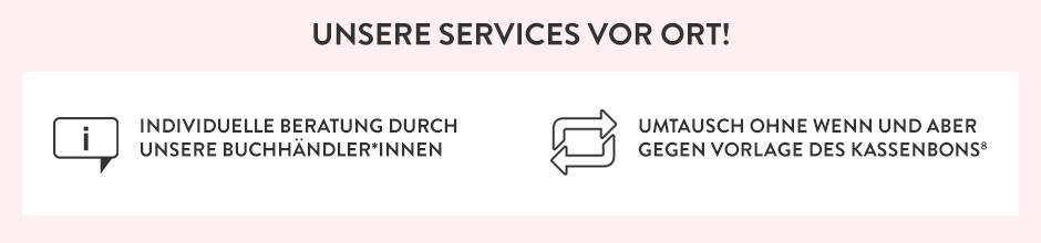 Unsere Services vor Ort