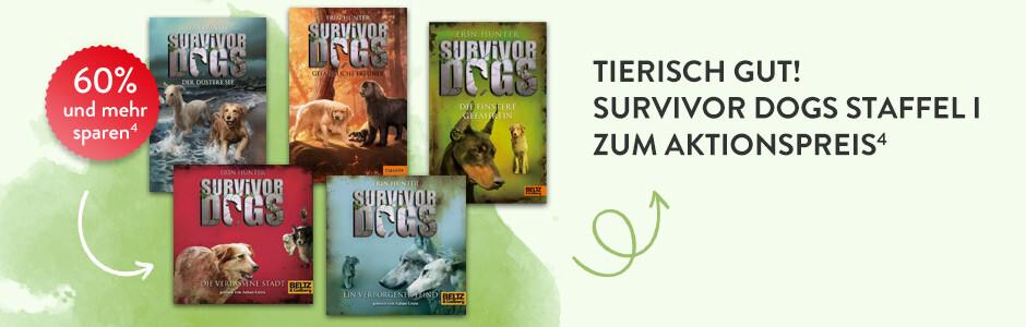 Survivor Dogs Staffel I: eBooks und Hörbuch Downloads zum Aktionspreis bei Hugendubel