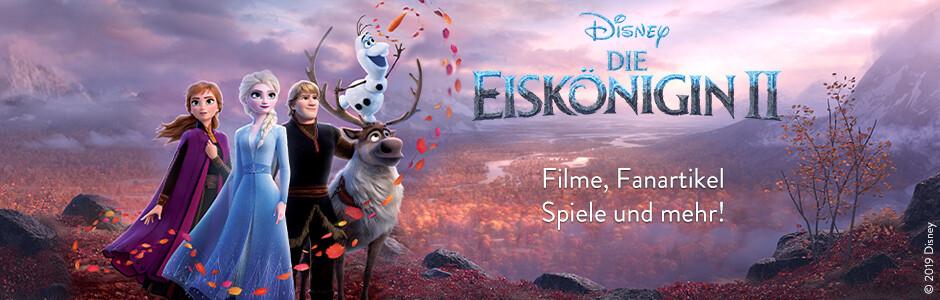 Die Eiskönigin - Filme, Fanartikel, Spiele und mehr!