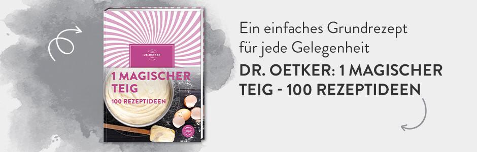 Backen mit Dr. Oetker