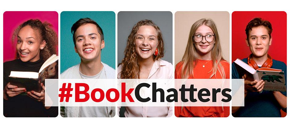 #BookChatters ¿ der digitale Buchclub für Jugendliche!