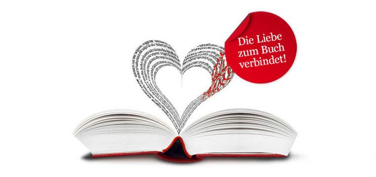 Die Liebe zum Buch verbindet